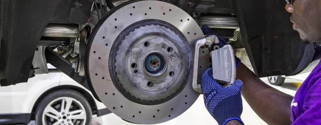 Mercedes Benz Brakes