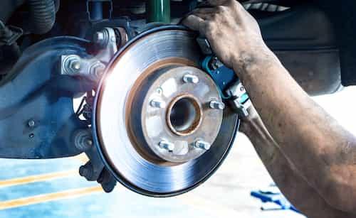 AutoAdvisor brake repairs