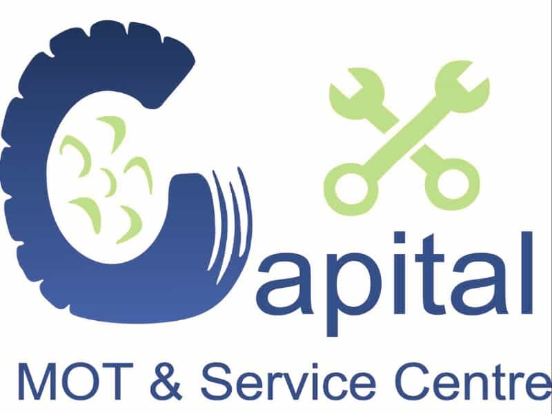 Capital MOT and Service Centre Logo