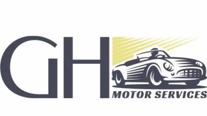 GH Motor Services Logo