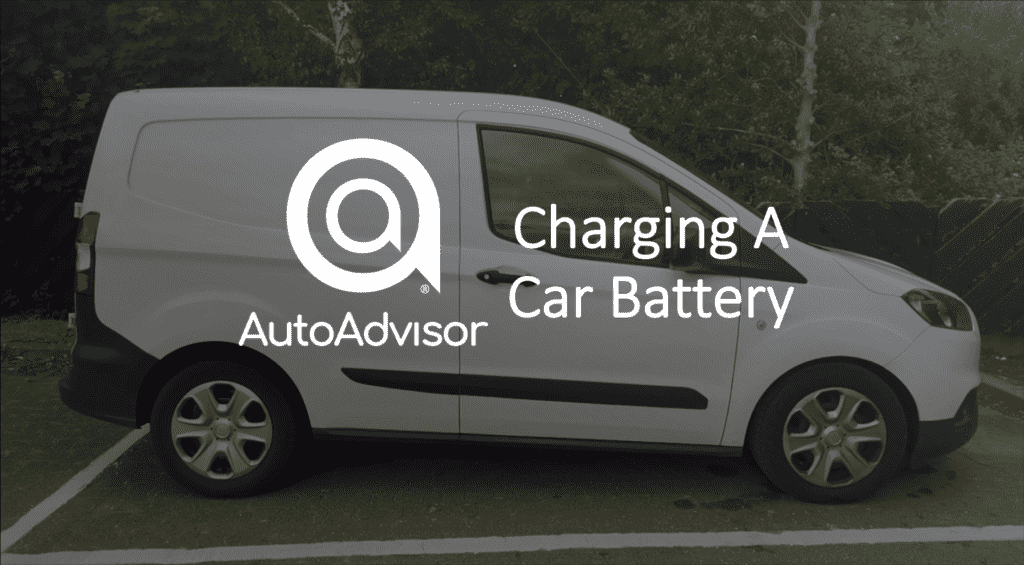 Cover Photo: Charging A Car Battery