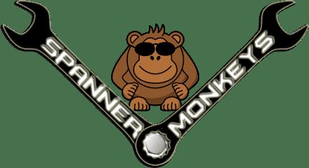 Spanner Monkey Logo