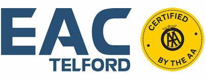 EAC Telford Logo