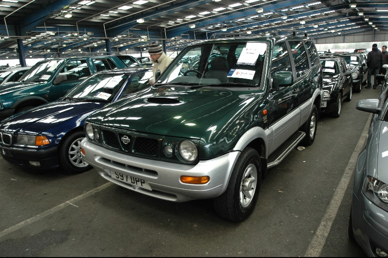 car at auction
